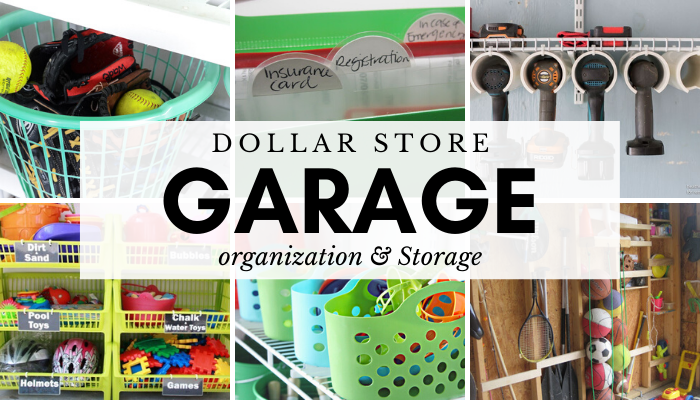 Cheap Garage Storage Ideas