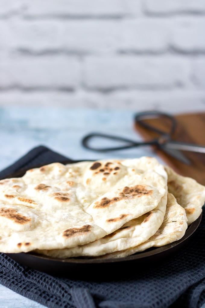 Easy Naan Recipes