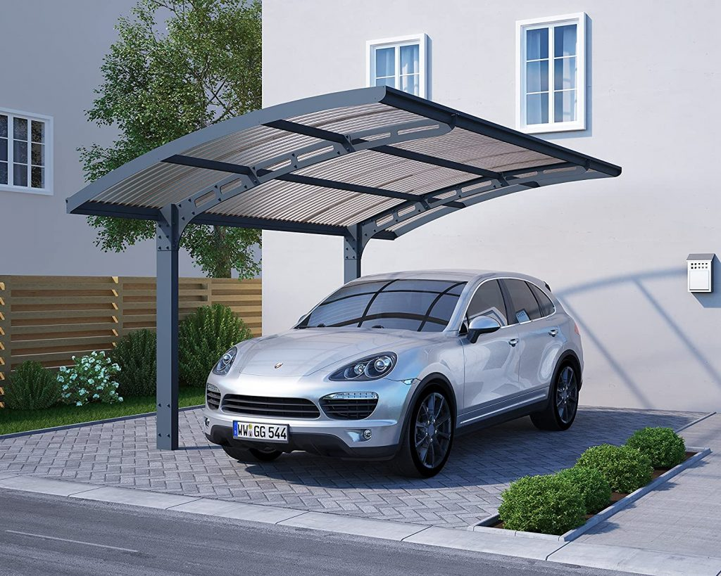 Modern DIY Carport Kit