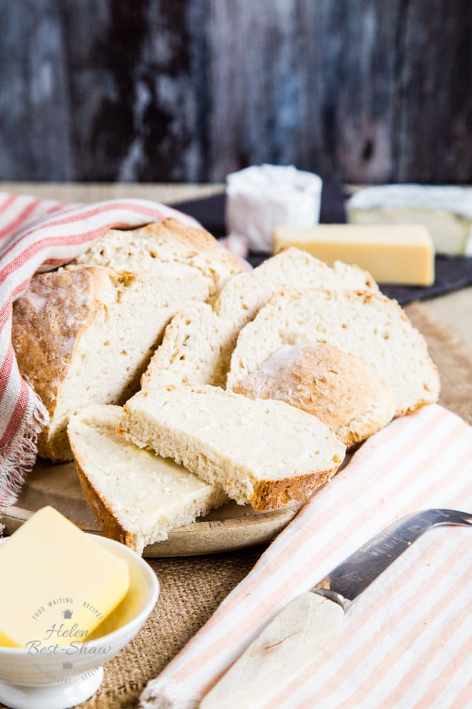 Homemade Emergency Bread Recipe