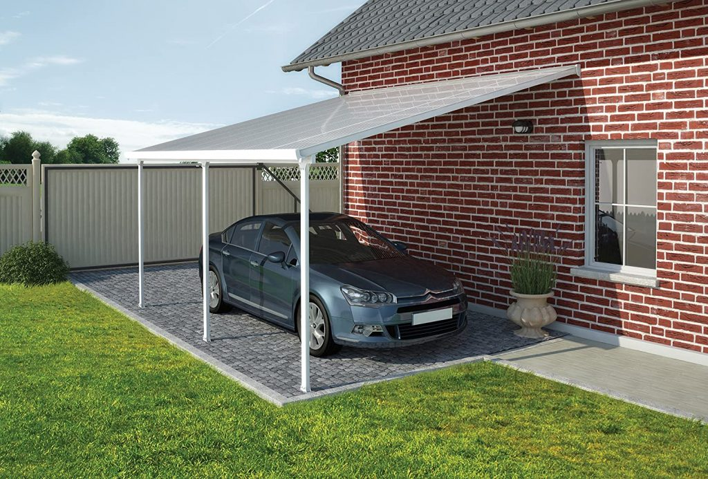 Lean to DIY Carport Kit