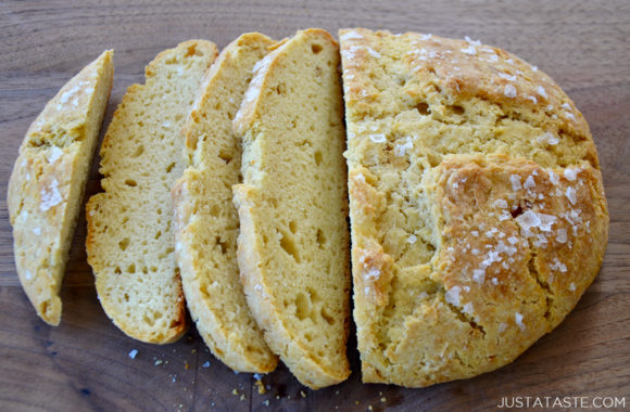 Four Variation Bread Recipes Without Yeast