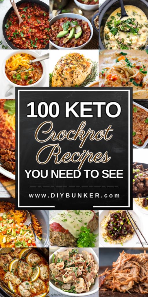 100 Keto Crockpot Recipes