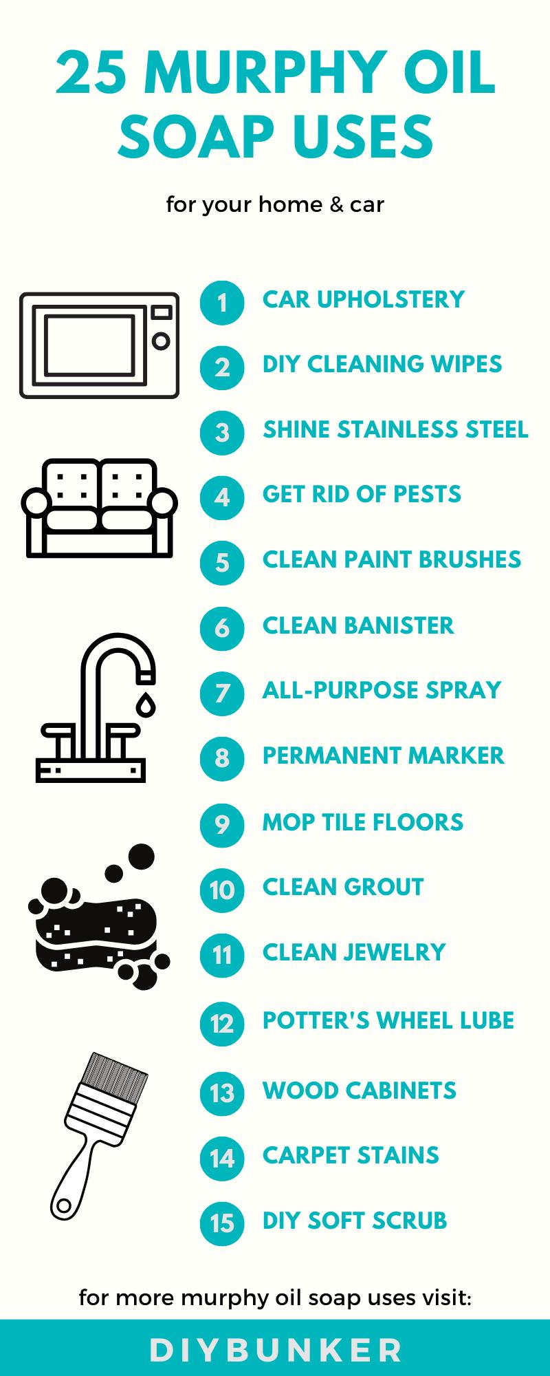 25 Murphy Oil Soap Uses