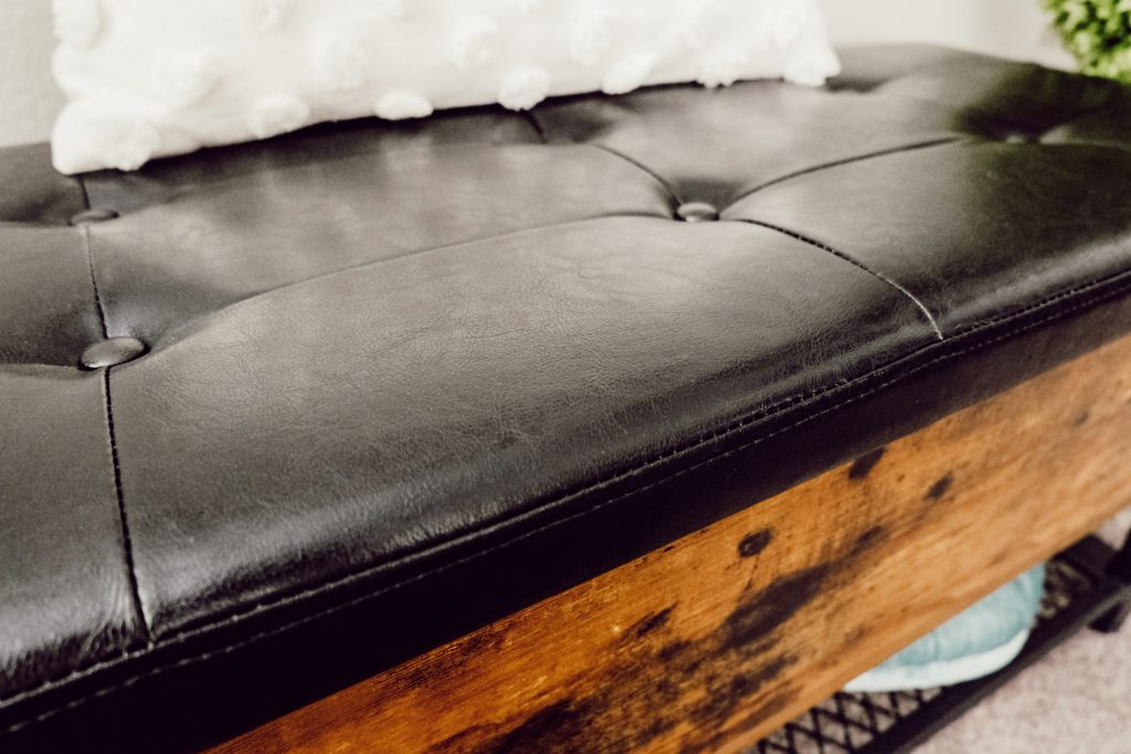 Vasagle Shoe Bench With Cushion Review