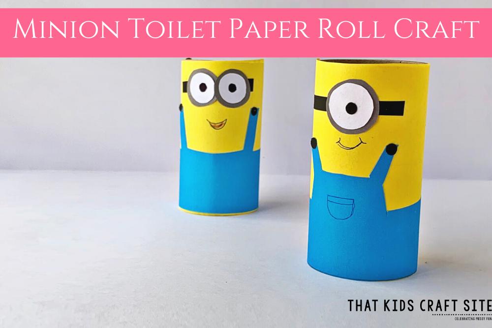 Minion-Toilet-Paper-Roll-Craft