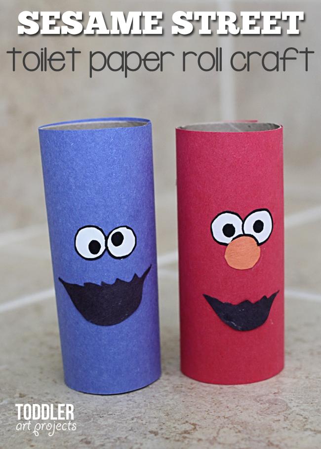elmo cookie monster toilet paper roll