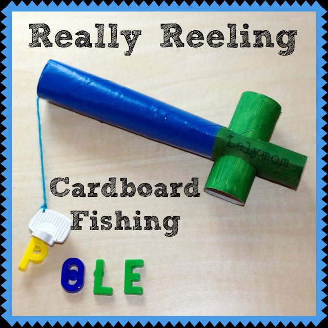 fishing pole craft