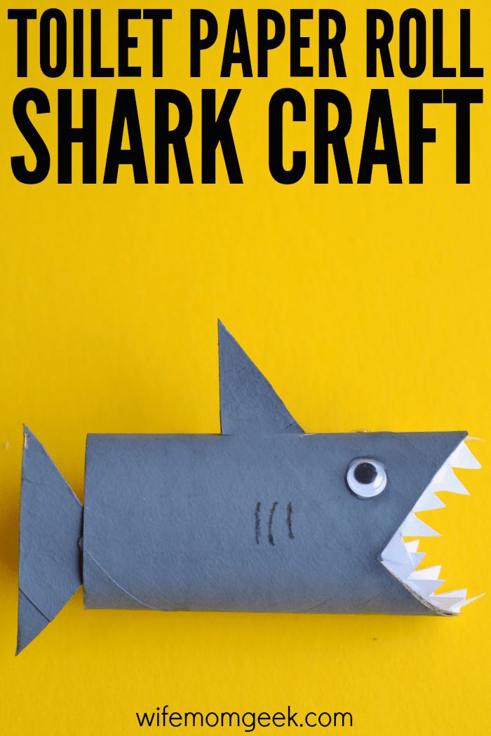 shark-toilet-paper-roll-craft