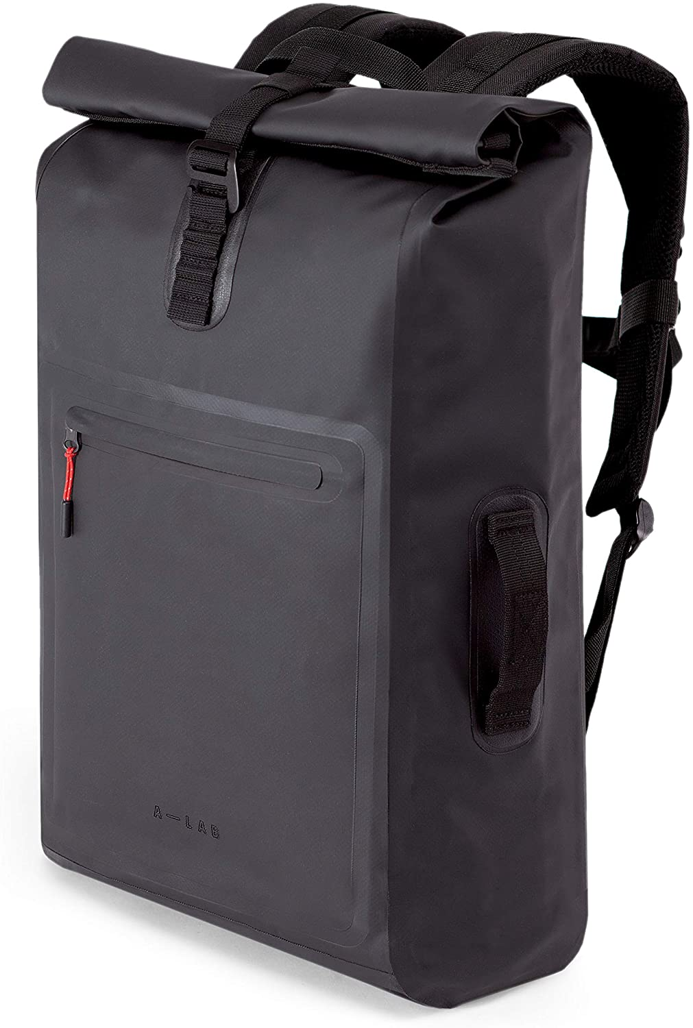 "A-LAB | Model D | Waterproof Bicycle & Messenger Backpack with 15"" Laptop Sleeve"
