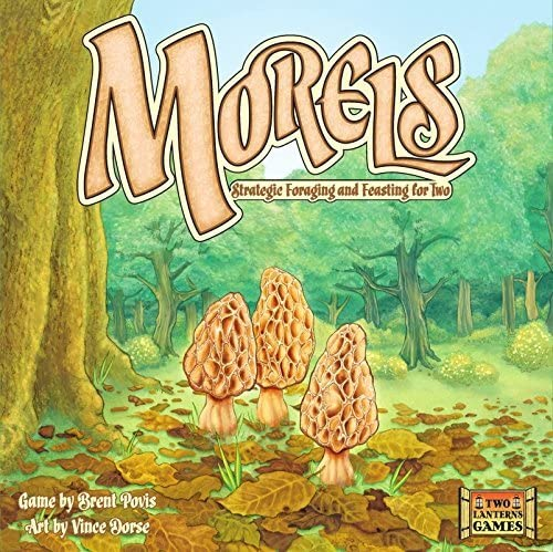 Morels Card Game