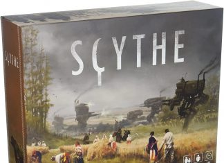 Sythe Board Game