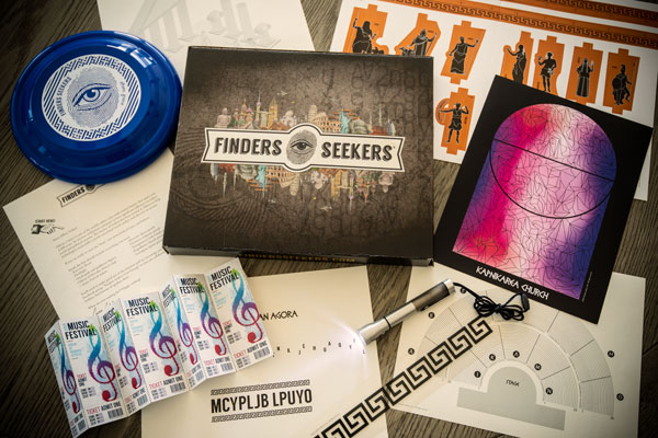 Best Mystery Subscription Boxes: Finders Seekers