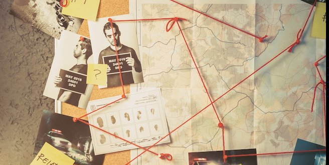Best Mystery Subscription Boxes: Murder Mystery in a Box