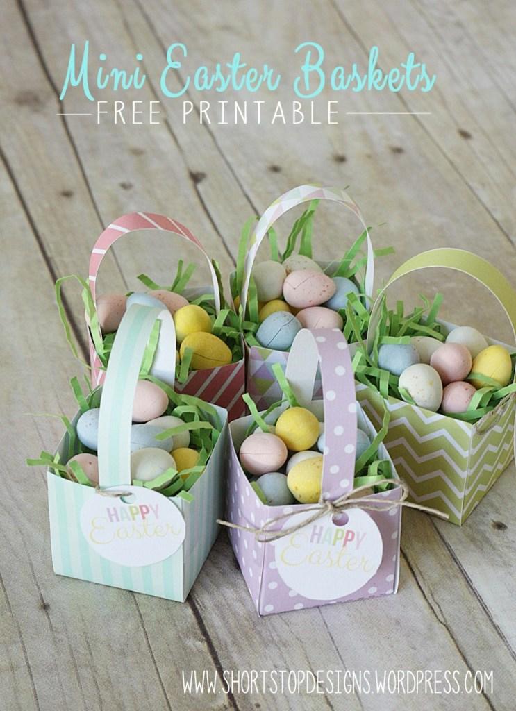 30 DIY Easter Basket Ideas