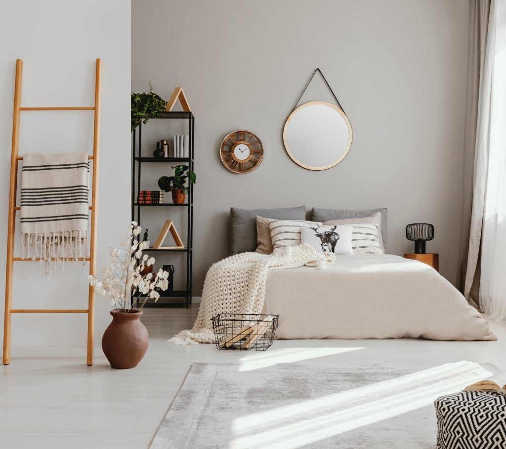 Best Two Color Combinations for Bedroom Walls