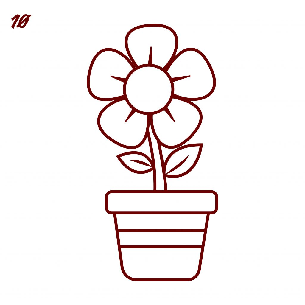 How to Draw Flowers: An Easy Step-by-Step Tutorial [With Video!]
