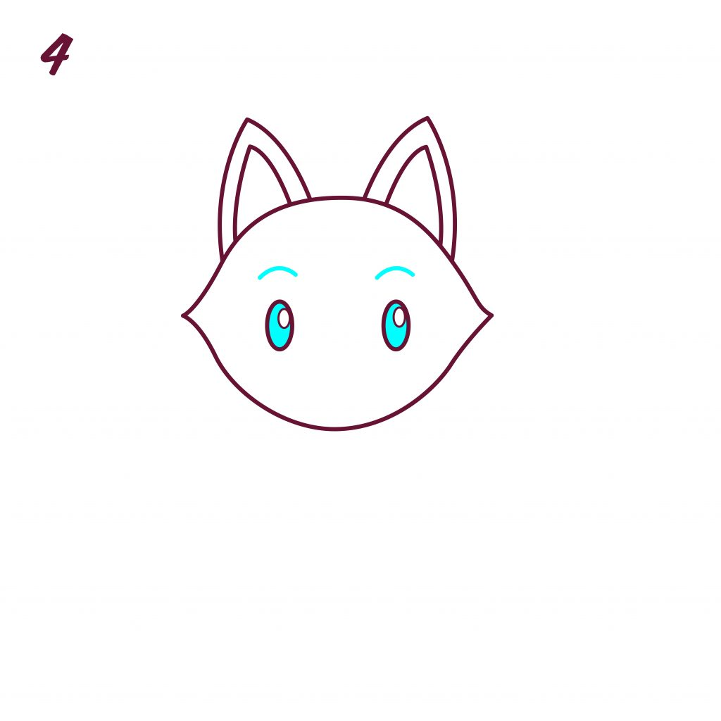 How to Draw a Fox: An Easy Step-by-Step Fox Drawing [With Video!]