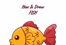 How to Draw Fish: Easy Step-by-Step Fish Drawing [With Video]