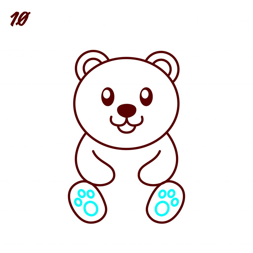 How to Draw a Bear: Easy Step-by-Step Bear Drawing [With Video]