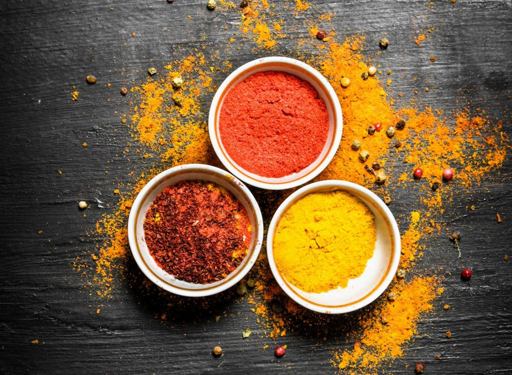 Best Substitutes for Curry Powder