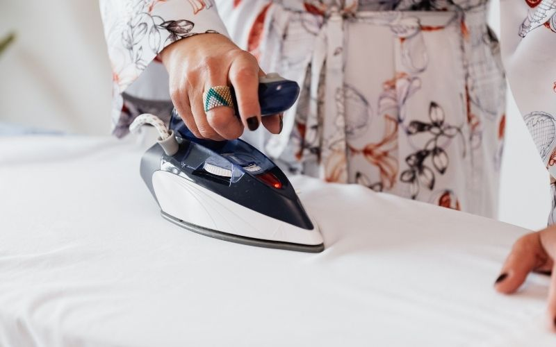 How To Properly Iron Curtains